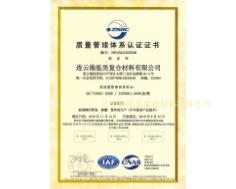 ISO9001质量认证(中文)