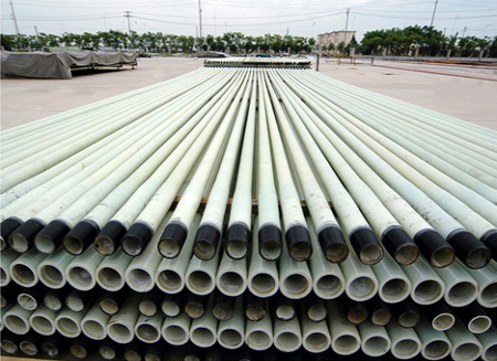 环氧玻璃钢管道